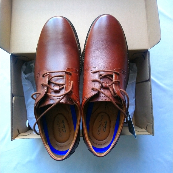 BNIB Clark's Men's Shoes